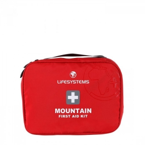 Lifesystems Mountain First Aid Kit - Camouflage Store