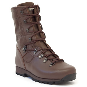 Altberg Sneeker Boot (Brown) - Camouflage Store