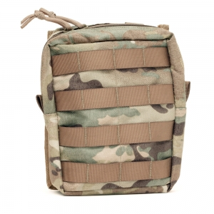 SOLO/HF Tech Vertical Utility Pouch (ATP) - Camouflage Store