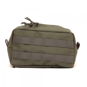 HF Tech Horizontal Utility Pouch (Olive)