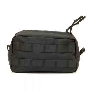 HF Tech Horizontal Utility Pouch (Black)