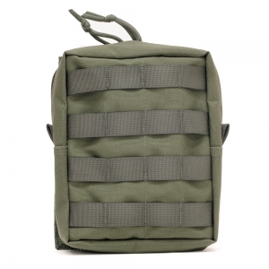 HF Tech Vertical Utility Pouch (Olive) - Camouflage Store