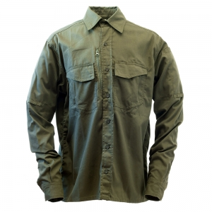 SOLO BDU Shirt (Olive Green)