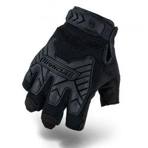 Ironclad Command Fingerless Glove (Black)