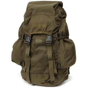Snugpak Sleeka Force Rucksack (Olive Green)