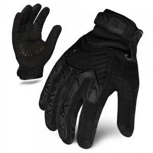 Ironclad Tactical Impact Glove - Black
