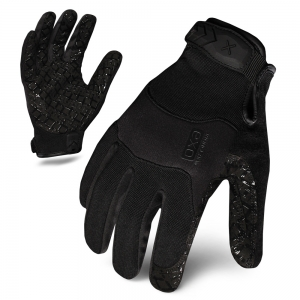 Ironclad Tactical Grip Glove - Black