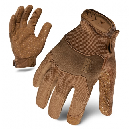 Ironclad Tactical Grip Glove - Coyote