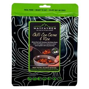 Wayfarer Chilli con Carne & Rice