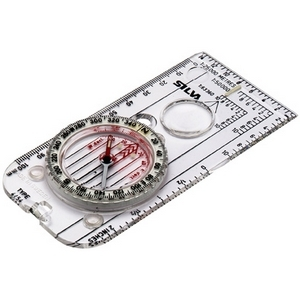 Silva Expedition 4 Compass - Camouflage Store