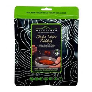 Wayfarer Sticky Toffee Pudding