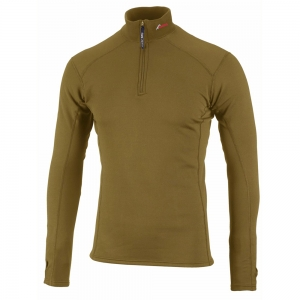 Sub Zero Factor 2 Zip Turtleneck (Tan)